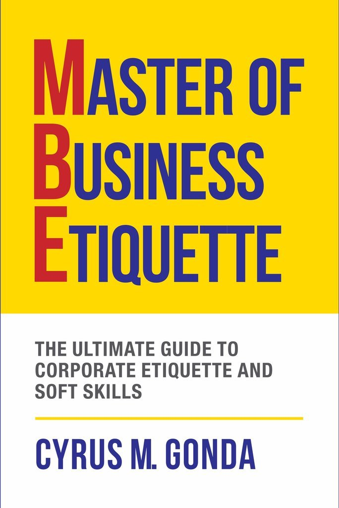 Master Of Business Etiquette (MBE) ™