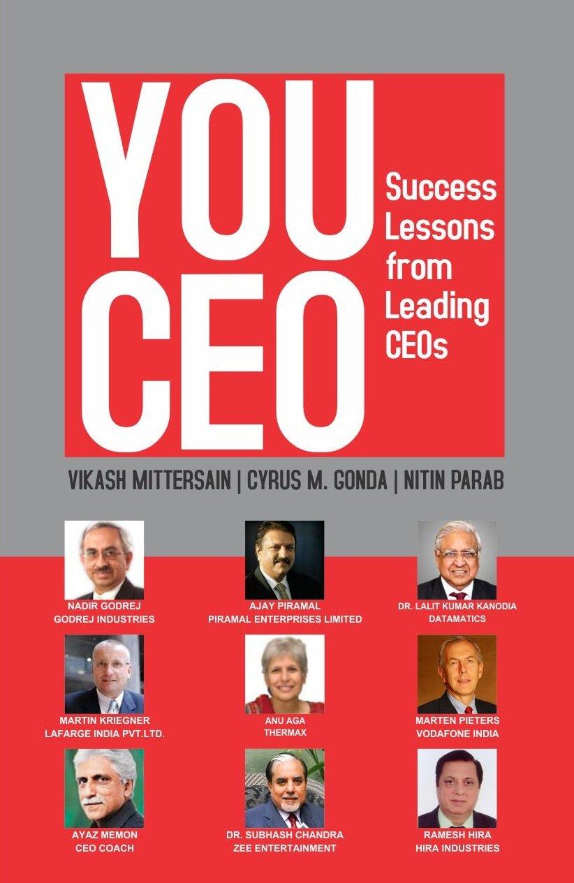 You – CEO