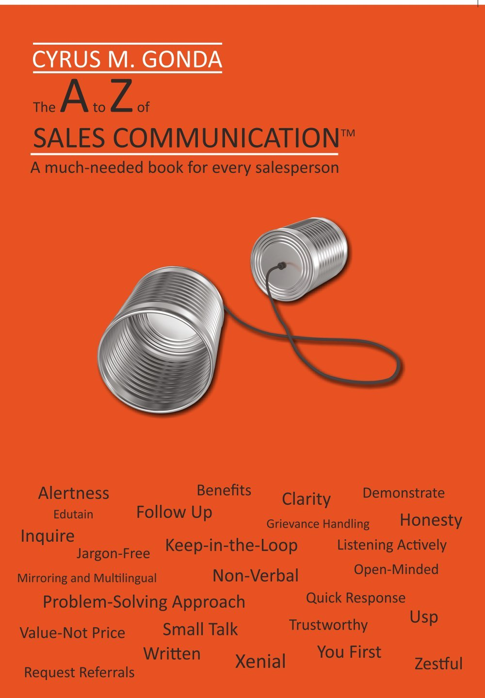 The A – Z Of Sales Communication ™